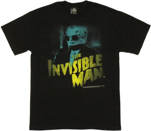 Invisible Man T Shirt