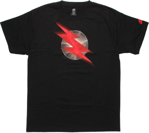 Flash Flashpoint Reverse Logo T Shirt