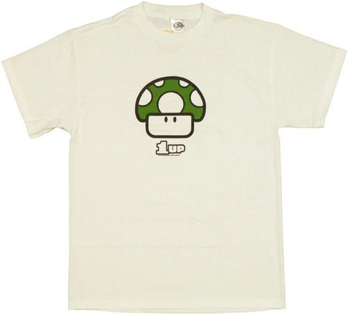 Nintendo 1Up T Shirt