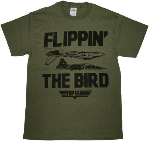 Top Gun Bird T Shirt