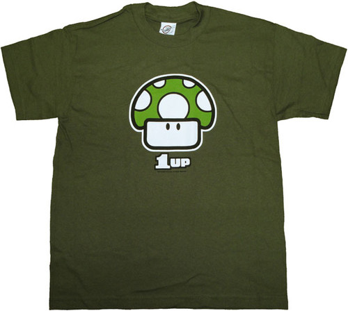 Nintendo 1up Youth T Shirt