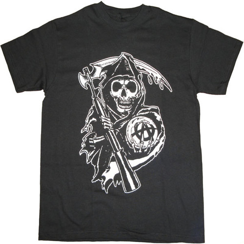 Sons of Anarchy Reaper T Shirt