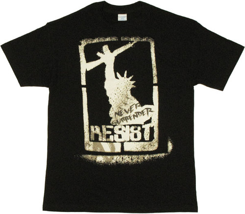Homefront Resist T Shirt