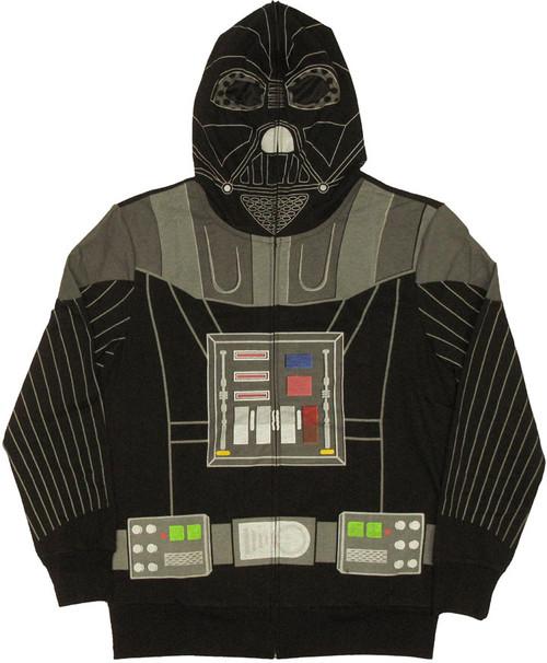 Star Wars Darth Vader Costume Hoodie