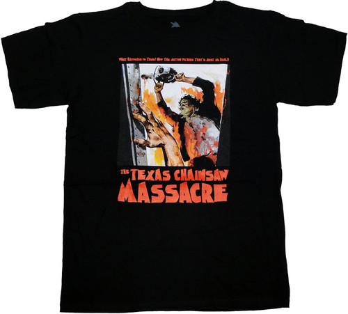 Texas Chainsaw Massacre Real T Shirt