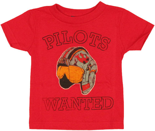 Star Wars Pilots Infant T Shirt