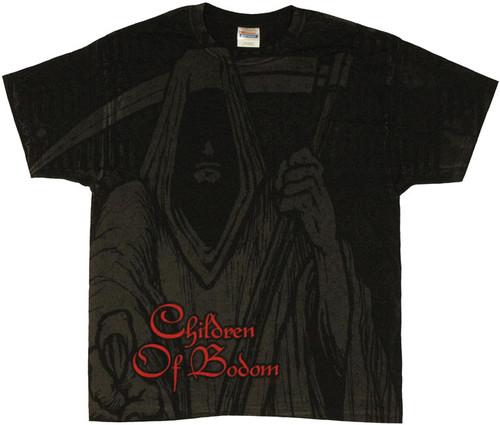 Children of Bodom Reaper Point T Shirt
