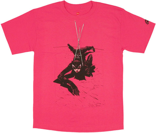 Catwoman Suspended T Shirt