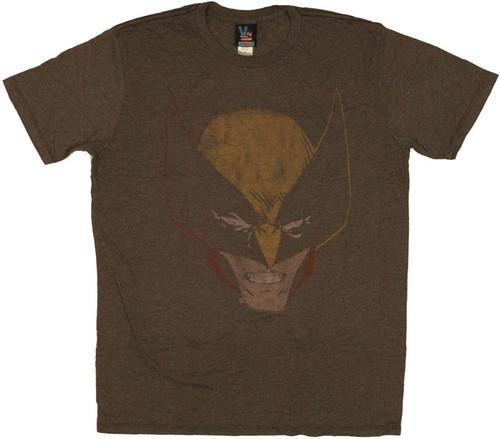 X Men Wolverine T Shirt Sheer