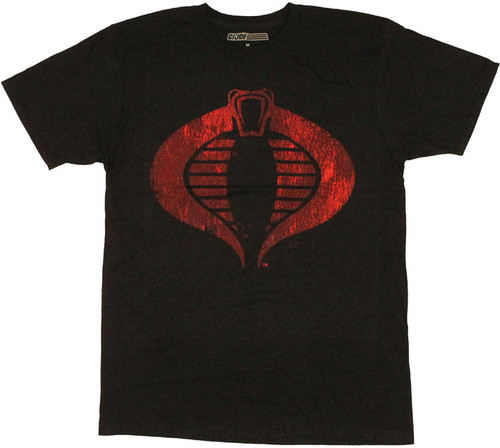 GI Joe Cobra T Shirt Sheer