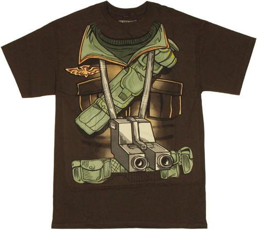 GI Joe Duke T Shirt