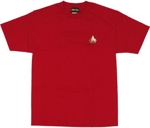 Star Trek TNG Command T Shirt