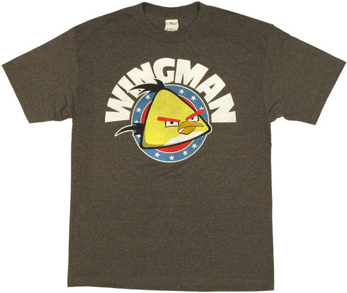 Angry Birds Turbo Wingman T Shirt