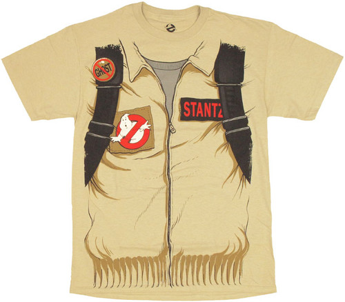 Ghostbusters Stantz T Shirt