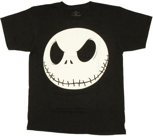 Nightmare Before Christmas T Shirt Sheer