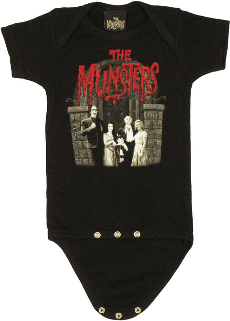 Munsters Name Snap Suit