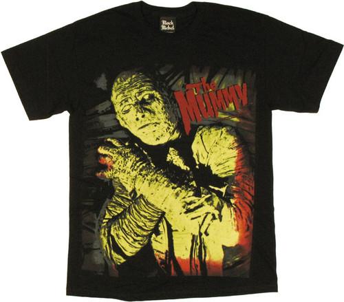 Mummy Name T Shirt