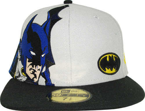 Batman Side Hat