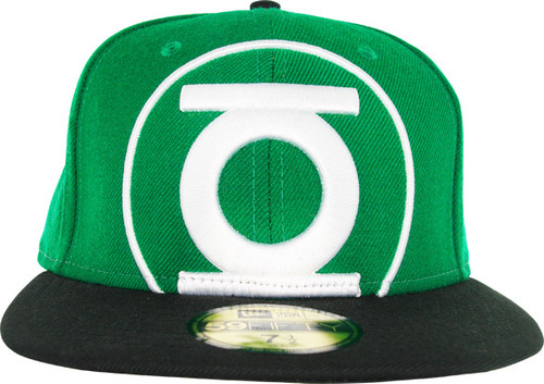 Green Lantern 59Fifty Hat