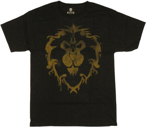 World of Warcraft Alliance T Shirt