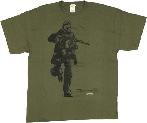 Modern Warfare 2 T Shirt