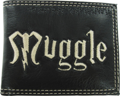 Harry Potter Muggle Wallet