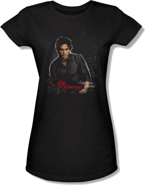 Vampire Diaries Damon Baby Tee