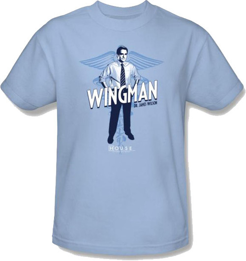 House Wingman T Shirt