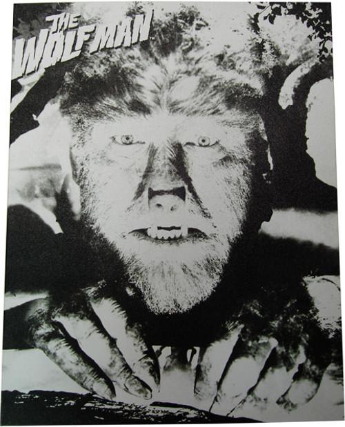 Wolf Man Giclee
