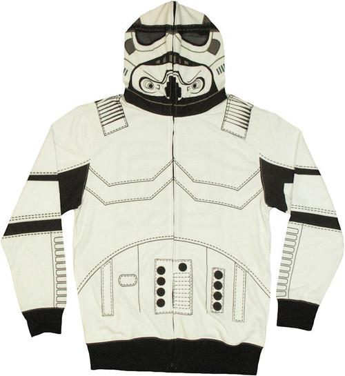 Star Wars Stormtrooper Hoodie