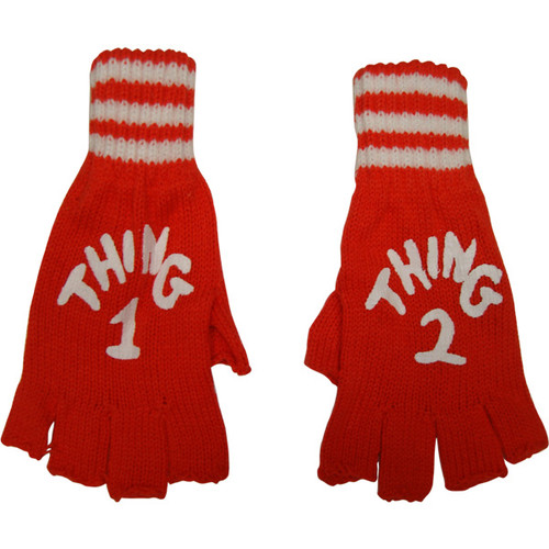 Dr Seuss Thing Gloves