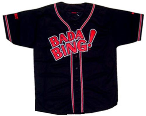 Sopranos Bada Bing Jersey