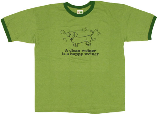 Wiener Clean T Shirt