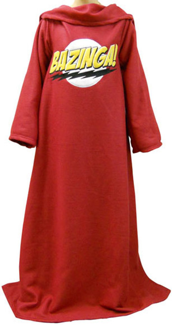 Big Bang Theory Comfortability Cloak