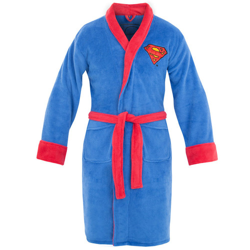 Superman Fleece Robe