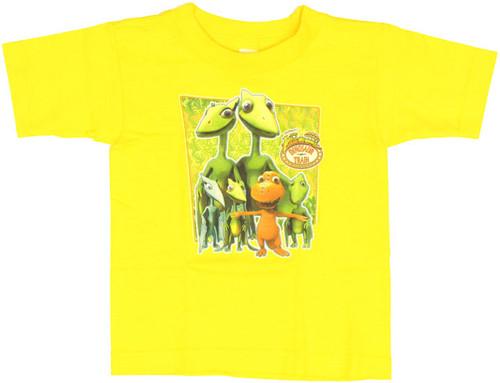 Dinosaur Train Group Toddler T Shirt