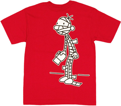 Diary of a Wimpy Kid Mummy Youth T Shirt