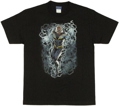 Black Lightning T Shirt