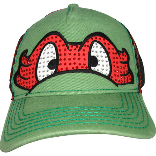 Ninja Turtles Raphael Junior Hat