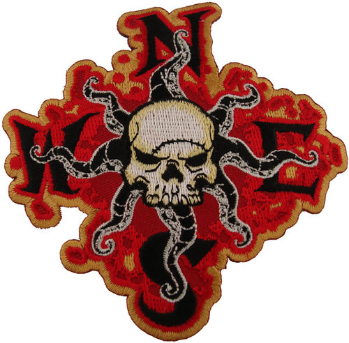 Pirates of the Caribbean Compass Patch
