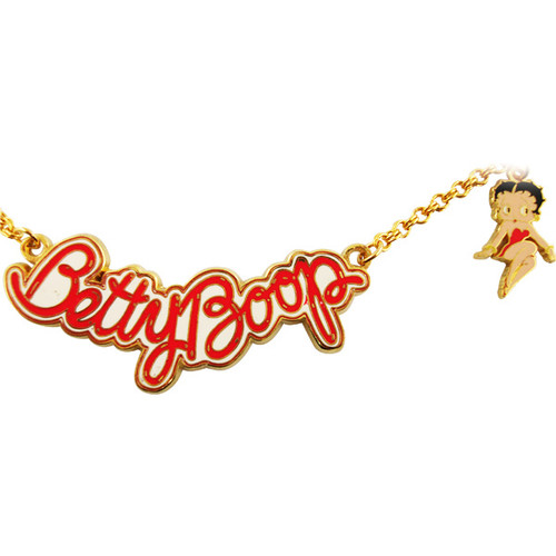 Betty Boop Name Necklace