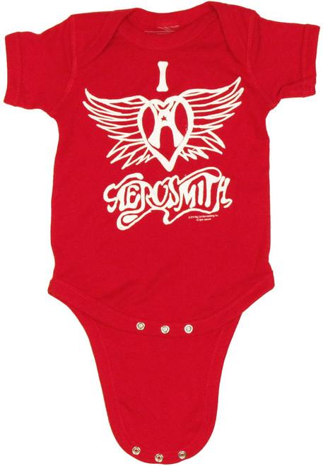 Aerosmith Love Snap Suit