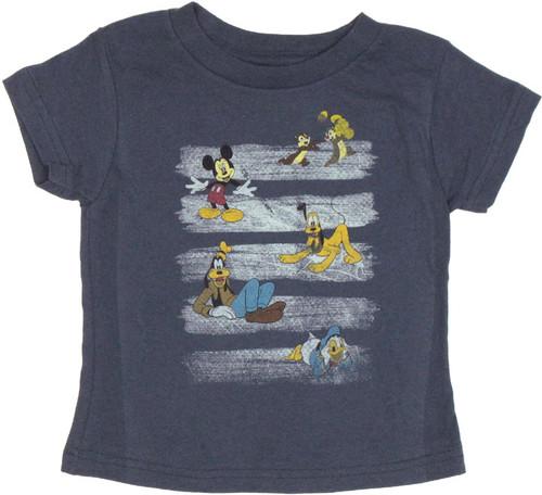 Disney Chalk Toddler T Shirt