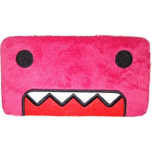 Domo Kun Pink Clutch Wallet