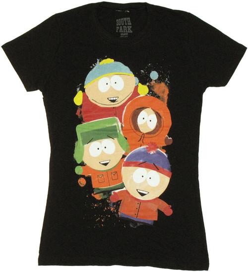 South Park Boys Baby Tee