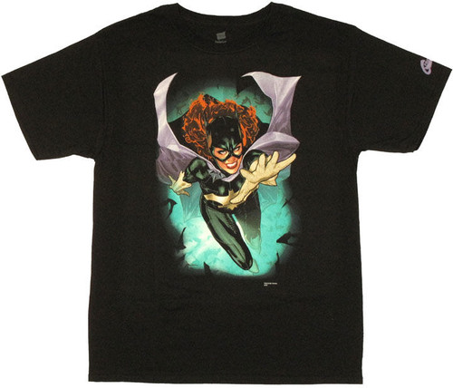 Batgirl New 52 T Shirt