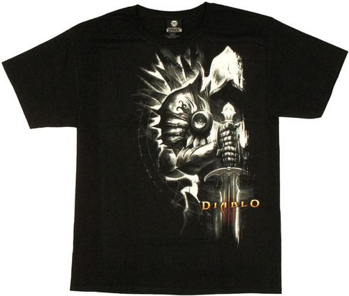 Diablo 3 Tyrael T Shirt