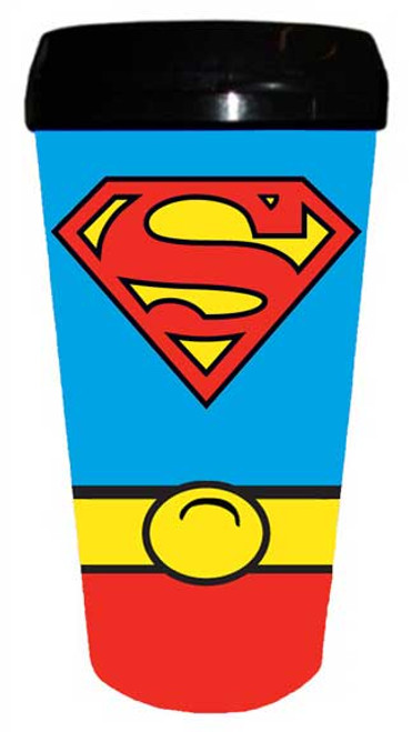 Superman Suit Travel Mug