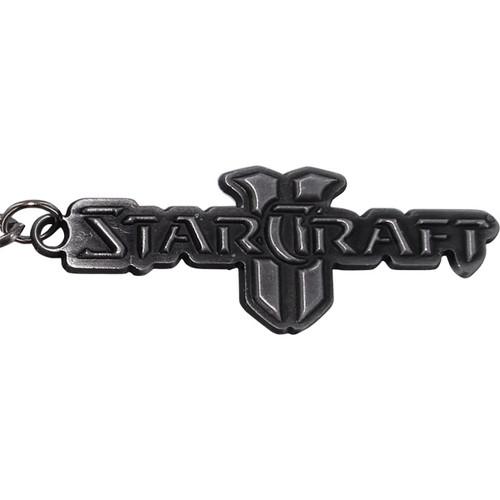 StarCraft 2 Logo Keychain
