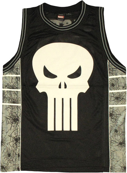 Punisher Basketball Jersey